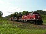 CP 8572 WB at MP 332.9